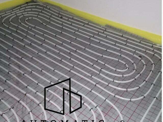 Care este lungimea maxima a circuitului de incalzire in pardoseala