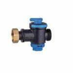 robinet tehnopolimer cu filtru inox 1 1_4 albastru
