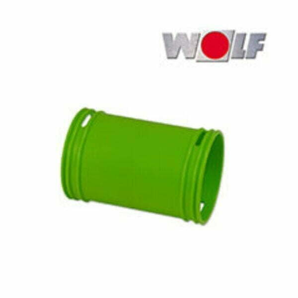 Wolf CWL click connector for air distribution hose, DN 75