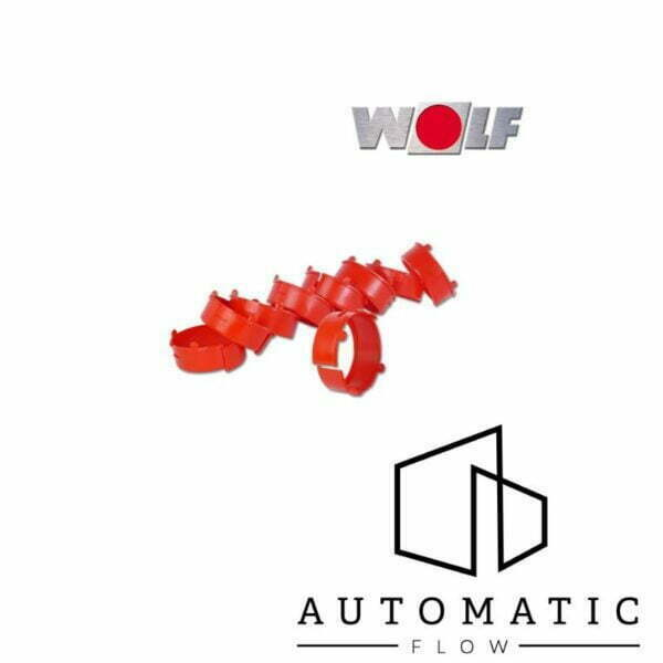 Wolf CWL click ring, DN75, 10 pieces