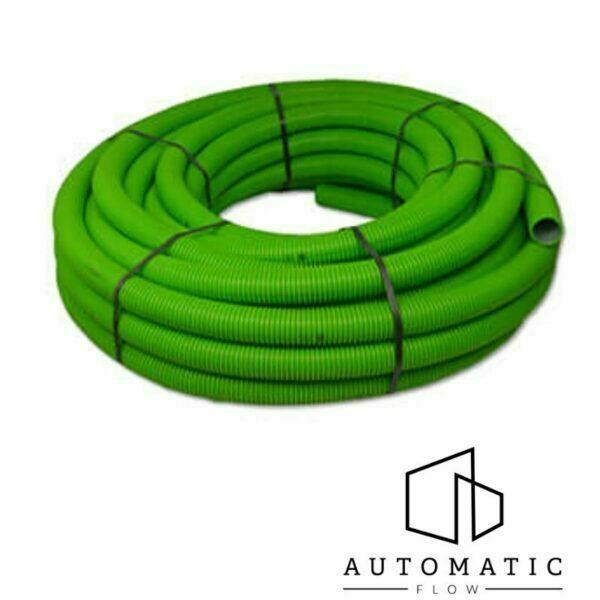 tub ventilatie anti static antimicorbian DN75 rola 50 m