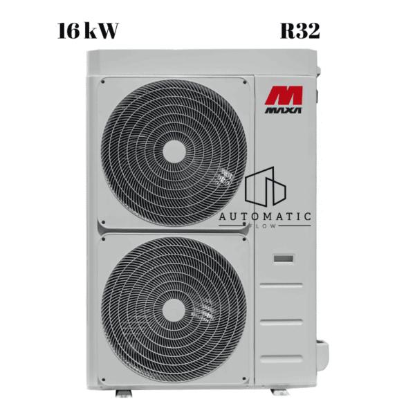 Pompa de caldura MAXA 16 kW i-32V5/KA/LNC/i-CR/2xSAS 16T