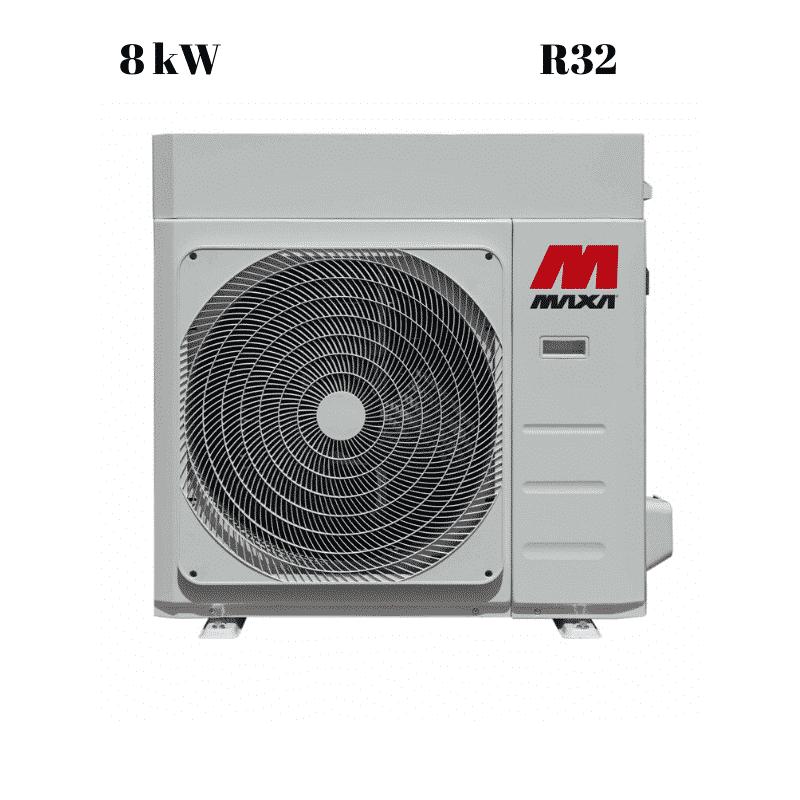 Pompa de caldura MAXA 8 kW i-32V5/KA/LNC/i-CR/2xSAS 08 1