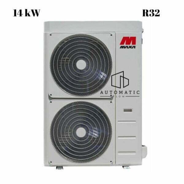 Pompa de caldura MAXA 14 kW i-32V5/KA/LNC/i-CR/2xSAS 14T