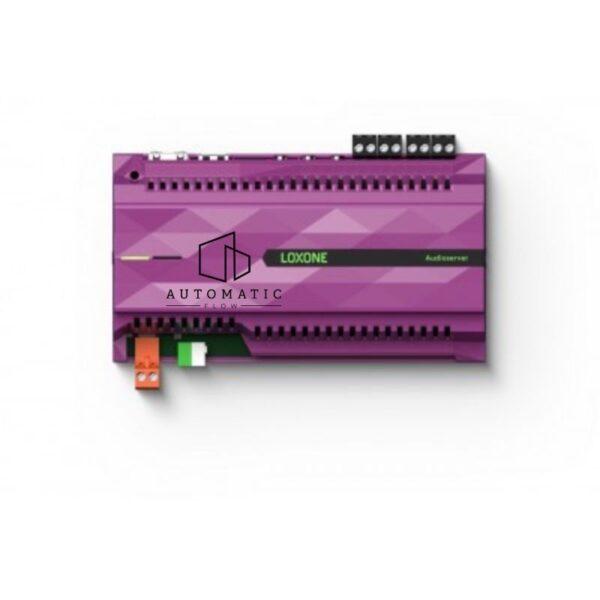 Audioserver LOXONE de la KNX (1)