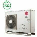 Pompa de caldura LG monobloc Therma V R32 9kW_ 1 x 230V 16A Monobloc HM091M.U43